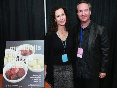 Marcia Friedman and Daryl Friedman