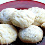 Buttery Anise and Cardamom Cookies