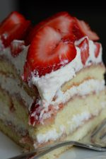 Rustic Sicilian-Style Strawberry Cassata
