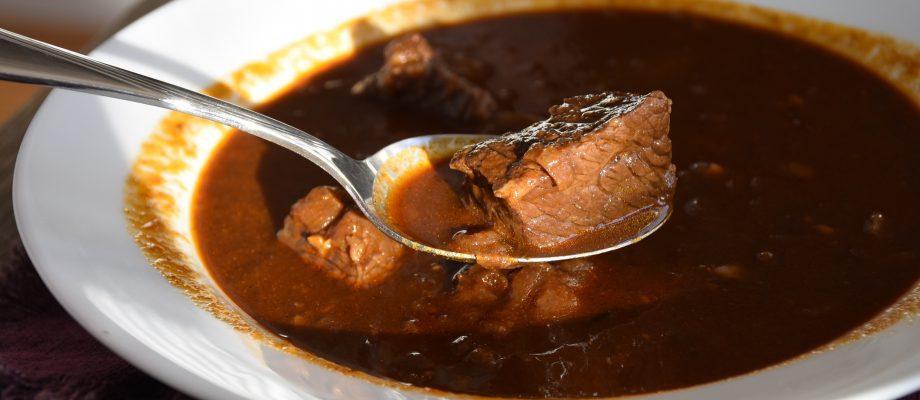 Goulash (Hungarian Paprika Beef Stew)